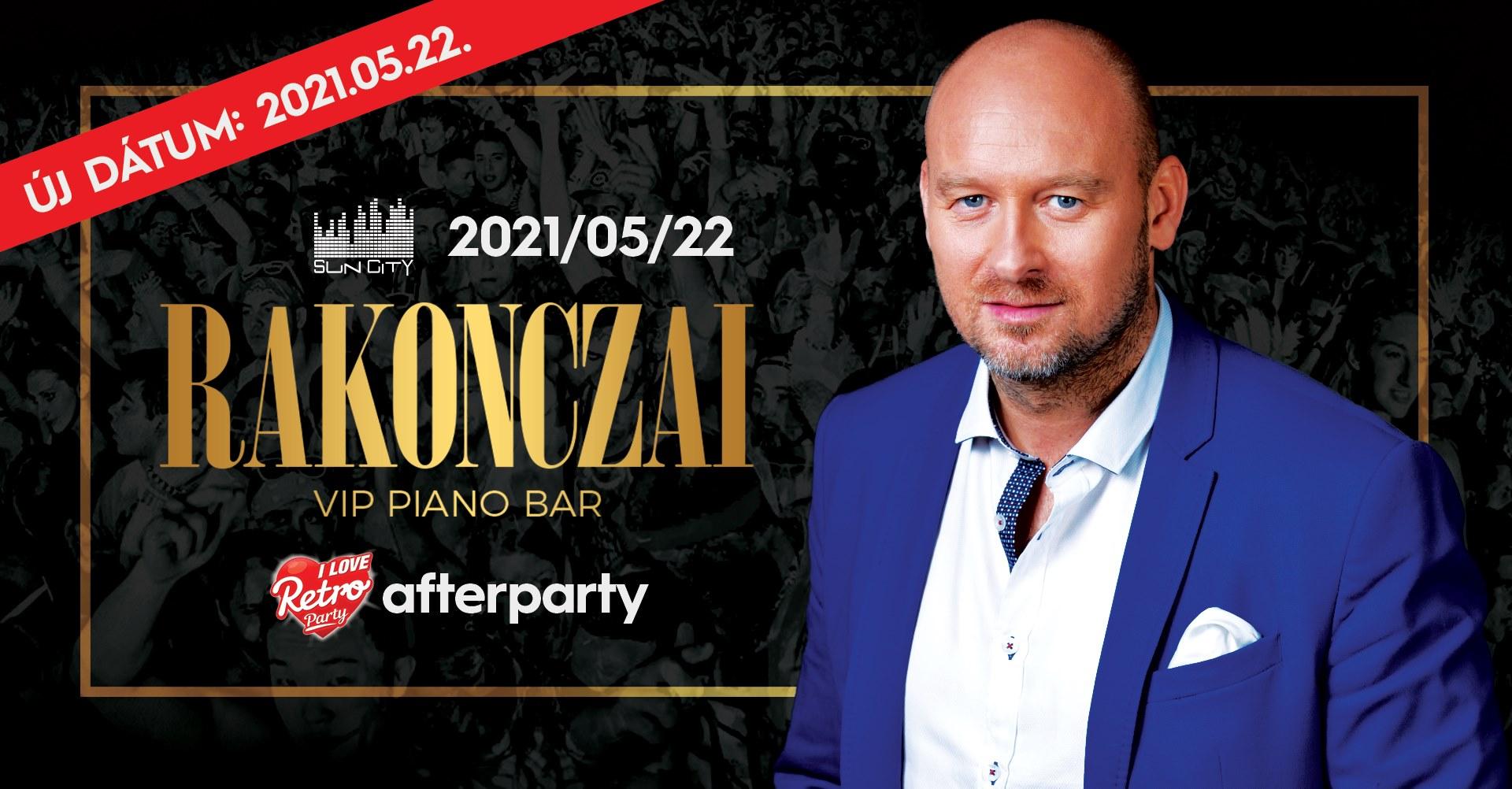 Rakonczai VIP Piano Bar • 2021 05 22 • SunCity Balatonfüred